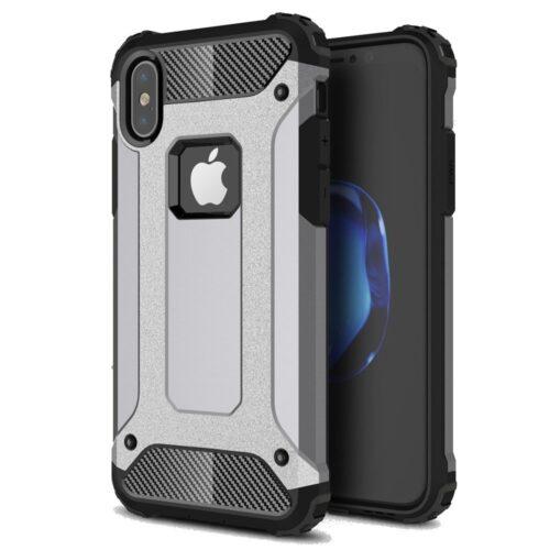 Extreme Armor iPhone X tok, hybrid védelem